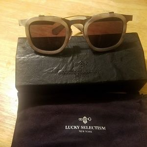 6d80bcc3b71 lucky selectism Accessories - High end designer Sunglasses + frames